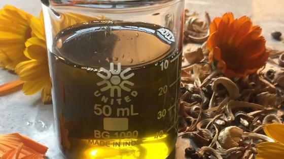 calendula seed oil