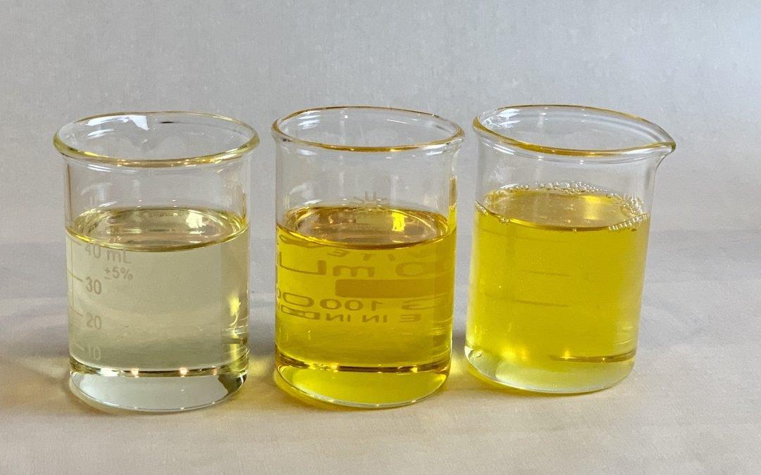 three carrier oils