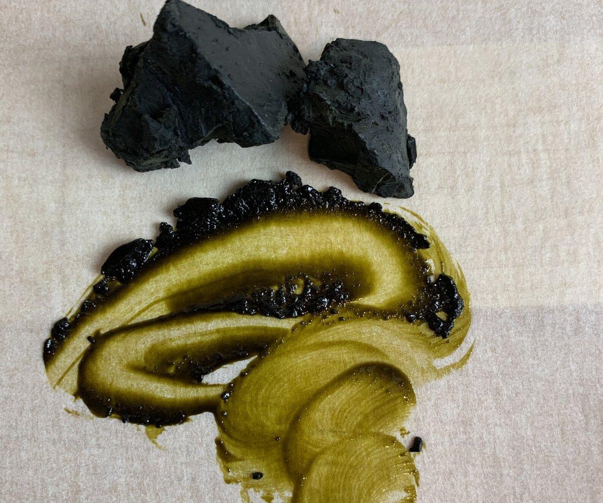 green tea wax